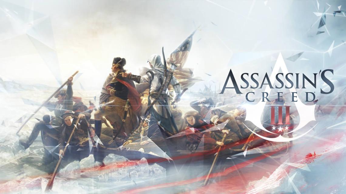 Assassin's Creed 3 / Gamescom 2012
