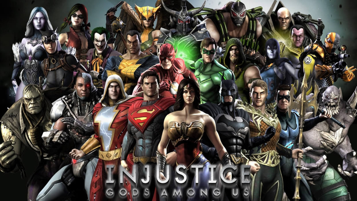 Injustice / Gamescom 2012