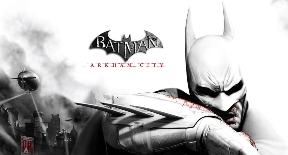Batman Arkham City Teaser v2