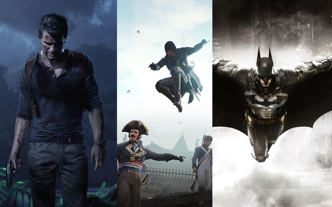 Spiele der E3 2014