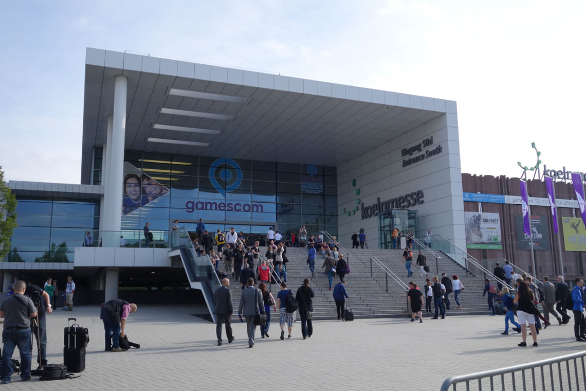 Gamescom, Kölnmesse, 13. - 17. August 2014
