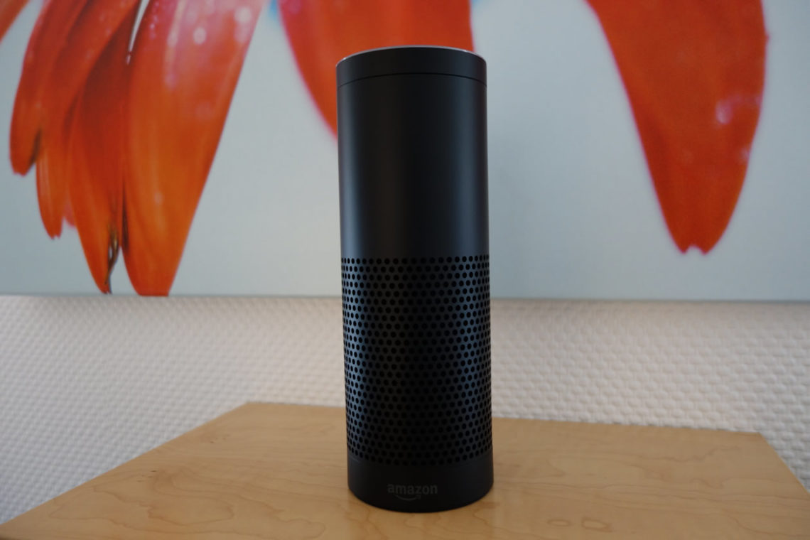 Echo, Amazons smarter Lautsprecher