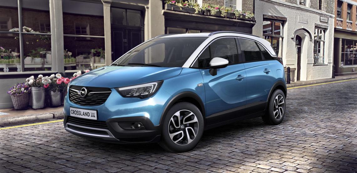 Mein Opel Crossland X (Quelle: opel.de)