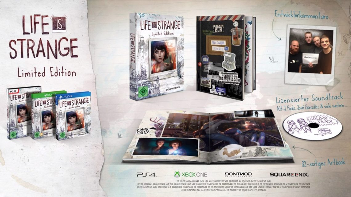 Limited Edition von Life is Strange.